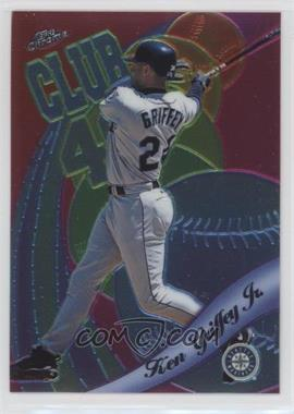 1999 Topps Chrome All-Etch #AE3 - Ken Griffey Jr.