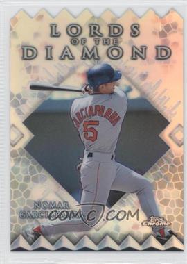 1999 Topps Chrome Lords of the Diamond Refractor #LD10 - Nomar Garciaparra