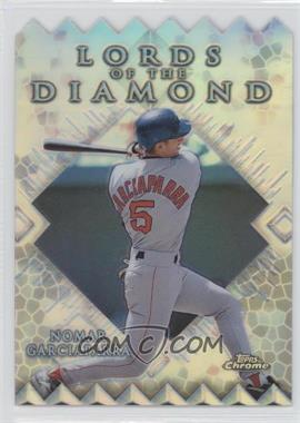 1999 Topps Chrome Lords of the Diamond Refractor #LD10 - Nomar Garciaparra