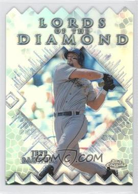 1999 Topps Chrome Lords of the Diamond Refractor #LD6 - Jeff Bagwell