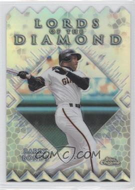 1999 Topps Chrome Lords of the Diamond Refractor #LD9 - Barry Bonds