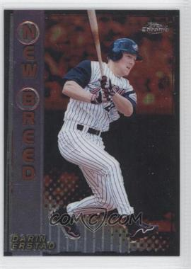 1999 Topps Chrome New Breed #NB1 - Darin Erstad