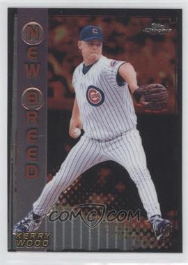1999 Topps Chrome New Breed #NB3 - Kerry Wood