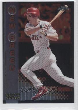 1999 Topps Chrome New Breed #NB6 - Scott Rolen