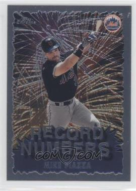1999 Topps Chrome Record Numbers #RN2 - Mike Piazza