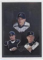 Ben Davis, Robert Fick, Michael Barrett
