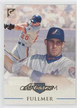 1999 Topps Gallery - Pre-Production #PP3 - Brad Fullmer