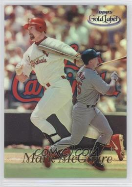 1999 Topps Gold Label Class 3 Black #70 - Mark McGwire