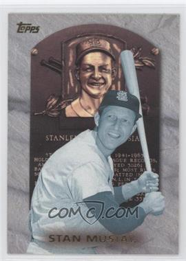 1999 Topps Hall of Fame Collection #HOF3 - Stan Musial