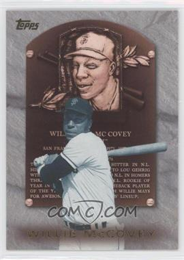 1999 Topps Hall of Fame Collection #HOF4 - Willie McCovey