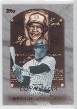 1999 Topps Hall of Fame Collection #HOF6 - Reggie Jackson