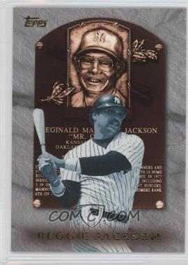 1999 Topps Hall of Fame Collection #HOF6 - Reggie Jackson