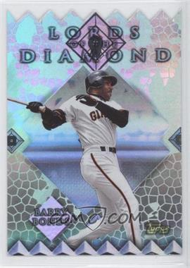 1999 Topps Lords of the Diamond #LD9 - Barry Bonds