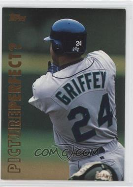 1999 Topps Picture Perfect? #P1 - Ken Griffey Jr.