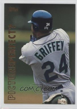 1999 Topps Picture Perfect? #P1 - Ken Griffey