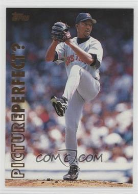 1999 Topps Picture Perfect? #P3 - Pedro Martinez