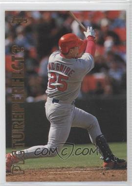 1999 Topps Picture Perfect? #P4 - Mark McGwire