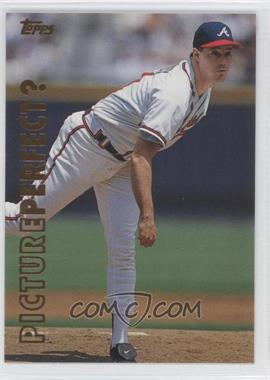 1999 Topps Picture Perfect? #P5 - Greg Maddux