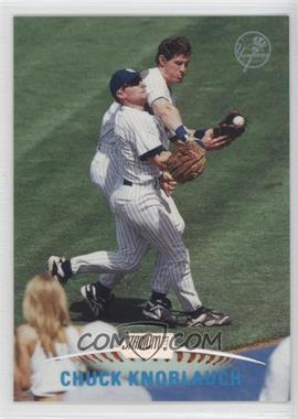 1999 Topps Stadium Club Pre-Production #PP 4 - Chuck Knoblauch