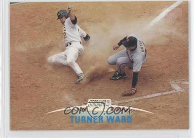1999 Topps Stadium Club Pre-Production #PP 5 - Turner Ward
