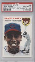 Ernie Banks [PSA8.5]