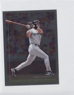 1999 Topps Super Chrome Jumbos #29 - Larry Walker