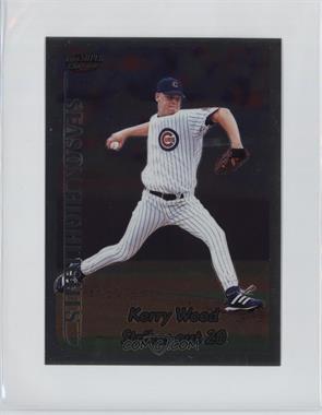 1999 Topps Super Chrome Jumbos #33 - Kerry Wood