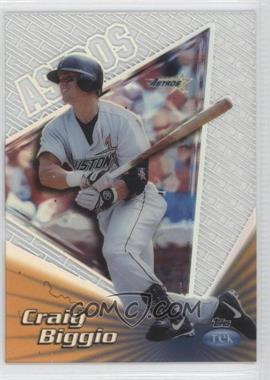 1999 Topps Tek - [Base] - Pattern 07 #11B - Craig Biggio