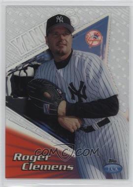 1999 Topps Tek - [Base] - Pattern 07 #45A - Roger Clemens