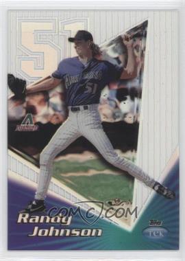 1999 Topps Tek - [Base] - Pattern 23 #17B - Randy Johnson