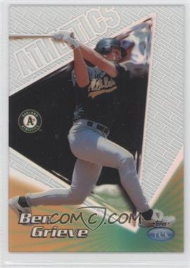 1999 Topps Tek Pattern 07 #1B - Ben Grieve
