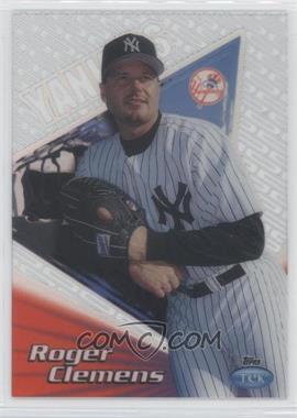 1999 Topps Tek Pattern 07 #45A - Roger Clemens