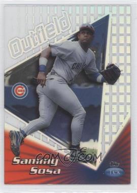 1999 Topps Tek Pattern 12 #6B - Sammy Sosa