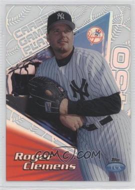 1999 Topps Tek Pattern 27 #45A - Roger Clemens