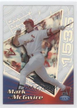 1999 Topps Tek Pattern 27 #7A - Mark McGwire