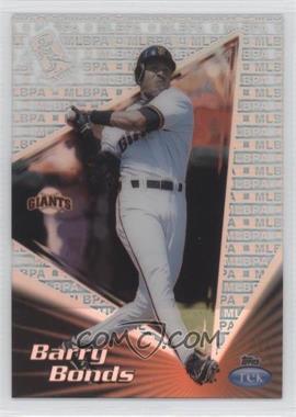 1999 Topps Tek Pattern 29 #19A - Barry Bonds