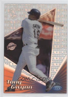 1999 Topps Tek Pattern 29 #37A - Tony Gwynn