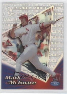 1999 Topps Tek Pattern 29 #7A - Mark McGwire