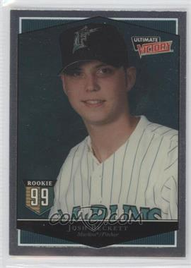 1999 Ultimate Victory #138 - Josh Beckett