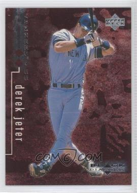 1999 Upper Deck Black Diamond Double Diamond #56 - Derek Jeter /3000