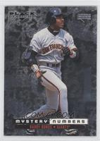 Barry Bonds /2500