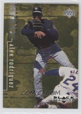 1999 Upper Deck Black Diamond Triple Diamond #77 - Alex Rodriguez /1500