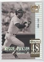 Reggie Jackson /100