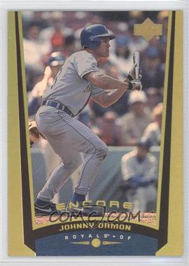 1999 Upper Deck Encore FX Gold #46 - Johnny Damon /125