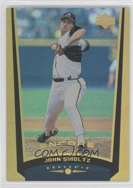 1999 Upper Deck Encore FX Gold #6 - John Smoltz /125