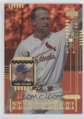 1999 Upper Deck Encore McGwired!! FX Gold #Mc1 - Mark McGwire, Carl Pavano /500