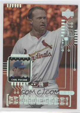 1999 Upper Deck Encore McGwired!! #Mc1 - Mark McGwire, Carl Pavano