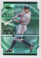 Chipper Jones /2000