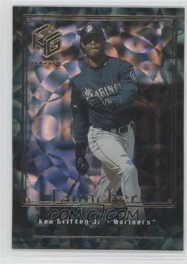 1999 Upper Deck HoloGrFX - Launchers - Gold #L2 - Ken Griffey Jr.