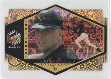 1999 Upper Deck HoloGrFX Future Fame Gold #F2 - Cal Ripken Jr.